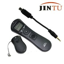 Jintu Wireless Timer Remote S1 Para Sony Alpha A100 A200 A300 A350 A700 A900 5d