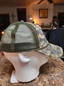 Vintage Patagonia Master Chief Fly Fishing Snap Back Hat Cap