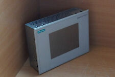 Siemens Simatic TP 27 Color Touch Panel 6AV3627-1QK00-2AX0 6AV3 627-1QK00-2AX0