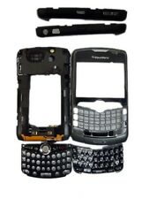 Blackberry Curve 8300 8310 8320 Housing Case Cover Original Keypad Titanium OEM