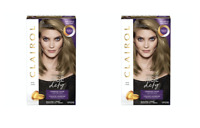 2 Pack Clairol Age Defy Expert Collection 8A Medium Ash Blonde Hair Color