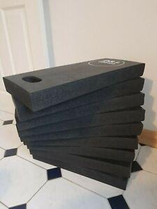 Mechanic's Kneeling Mat - BLACK 50mm thick pad. 2 pack.