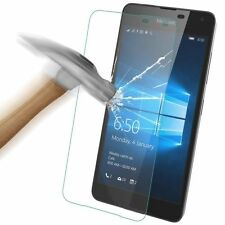 Premium Real 100% Tempered Glass Screen Protector Film Skin For Nokia Lumia 650