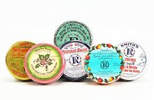 Rosebud Lip Balm Salve Tin choose your flavor