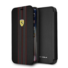 Ferrari IPHONE X Y XS Funda Tipo Cartera Cuero Artificial Urban