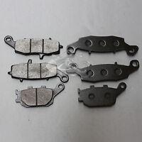 Front&Rear Disc Brake Fit For Suzuki GSF650 Bandit SFV650 SV650 DL1000 05 06 07