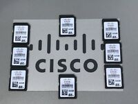 Genuine Cisco 32GB SD Card SDSDAE-032G-1228 for Servers Switches Routers +Lenovo