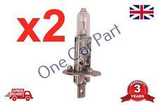 2x H1 466 FARO D'ALOGENO 24 V 70 W TRUCK CAMION Beacon LAMPADINE NEBBIA LUCE ANTERIORE