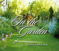 In the Garden - 36 Favorite Piano Hymns ERIC WYSE  3 CD set