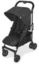 Maclaren Techno ARC Baby Full Size Umbrella Fold Single Stroller Black/Black