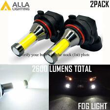 Alla Lighting LED 6000K HB4 Driving Fog Light Bulb Replacement Lamp Bright White
