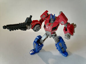 Transformers Generations Fall of Cybertron Optimus prime Deluxe class