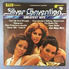 Silver Convention - Greatest Hits - Warwick MAG-6001 VG+ Condition