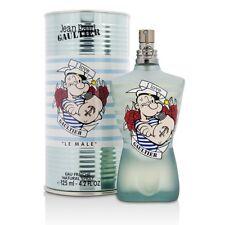Jean Paul Gaultier Le Male (Popeye) Eau Fraiche EDT Spray 125ml Men's Perfume