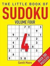 The Little Book of Sudoku 4, Moore, Gareth | Paperback Book | Good | 97818431732