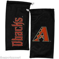 Arizona Diamondbacks All In One Microfiber Eyewear Storage Bag/Cleaning Cloth