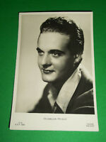 Foto Cartolina Cinema Teatro Lirica - Giuseppe Rinaldi - 1940 ca