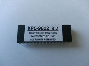 Kantronics KPC-9612 (Non-Plus) TNC Firmware Upgrade