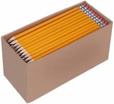 Basics Pre-sharpened Wood Cased #2 Hb Pencils 150 Pack