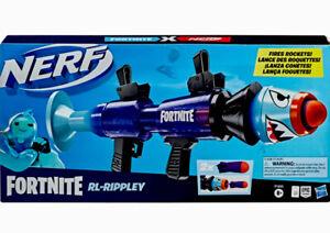 Fort Nite Nerf  RL-Rippley Blaster Bazooka!! Sick!! BRAND NEW 🔥INHANDX8