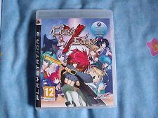 Cross Edge - Playstation 3 - Nuevo Precintado - PS3 - Edicion España - RARO!!