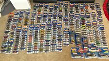Hot Wheels Lot of 300 Cars Unopened Blister Packs