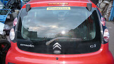 citroen c1 tail gate glass  2013  breaking spares