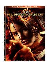 THE HUNGER GAMES DVD - [2-DISC SET] - NEW UNOPENED - JENNIFER LAWRENCE