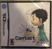 Contact Nintendo DS Lite NDS DSi 3DS XL Brand New Factory Sealed