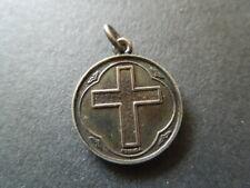 Vintage cross necklace see desc