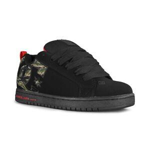 DC Court Graffik SE Skate Shoes - Camo