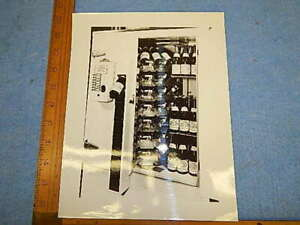 1935 Seeburg Masterdrink Pepsi-Cola Dispenser Advertising Photo