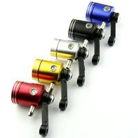 Motorcycle Metal Brake Clutch Master Cylinder Fluid Reservoir Tank Oil Cup Parts