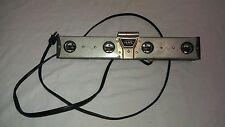 Vintage AMC ACME-Lite Model R4 Color Film Indoor Exposure Light Bar   Working!