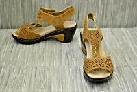 **JBU by Jambu Chloe JB16CHO64 Sandal, Women's Size 6.5M, Brown