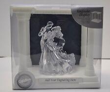Taz Wilton Clear Bianca Figurine Topper w/ bonus Keepsake Display NIB