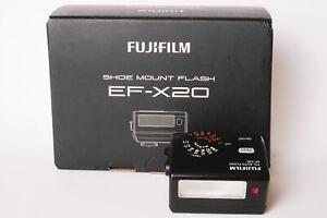 Flash FUJIFILM EF-X20