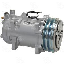 A/C Compressor-New Compressor 4 Seasons 58507