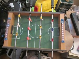 Mainstreet Classics 20-Inch Table Top Foosball/Soccer Game **Excellent Condition