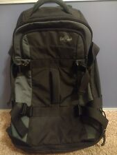 "Eagle Creek Load Warrior LT 22 Wheeled Duffel - 22"" Rolling Carry On Luggage BLK"