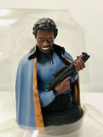 star wars lando calrissian buste de  collection sans fascicule neuf