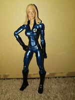Marvel legends Fantastic Four Movie Wave Invisible Woman Custom