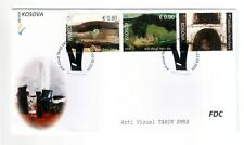 Kosovo Stamps 2020. Visual Art (Paint, artist) - Tahir Emra. FDC MNH