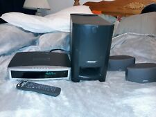 New listing Bose Home Entertainment 3-2-1 Ii Media Center w/Remote Gc