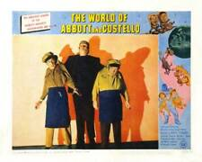 16MM  FEATURE THE WORLD OF ABBOTT AND COSTELLO (1965)