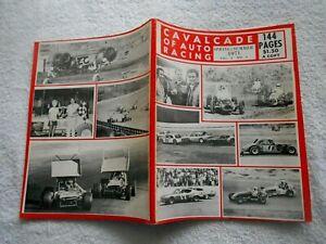 CAVALCADE OF AUTO RACING-SPRING-SUMMER,1971