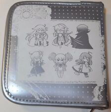 Pandora Hearts CD holder case white LTD anime official file silver