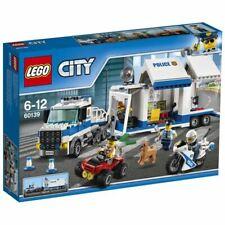 LEGO - CITY - 60139 - LE POSTE DE COMMANDEMENT MOBILE