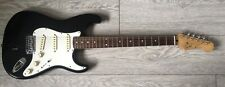 Fender Squire Stratocaster Made in Japan Black 1993/4 rosewood neck