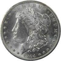 1904 O $1 Morgan Silver Dollar US Coin Uncirculated Mint State